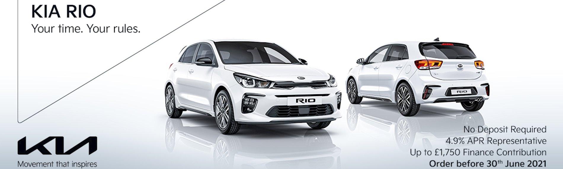 The Kia Rio