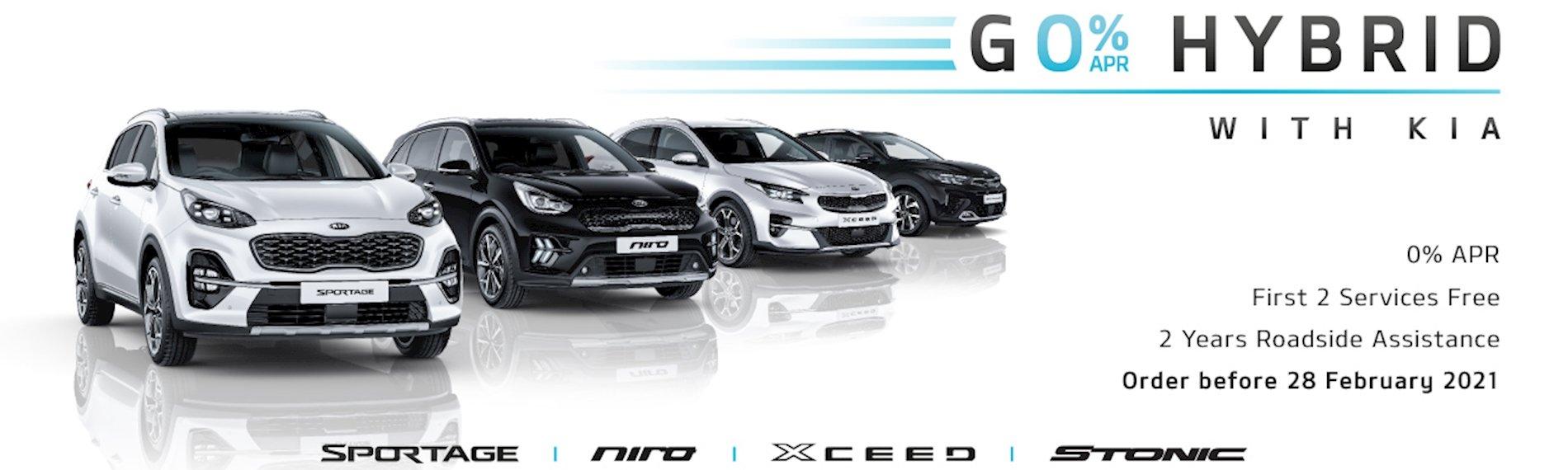 Go Hybrid, 0% APR