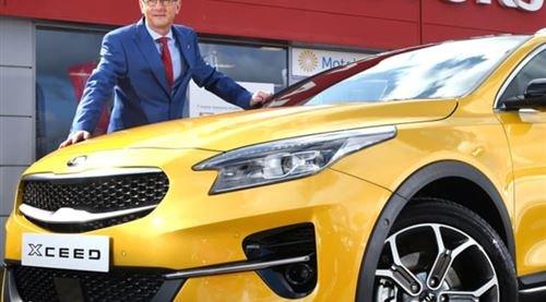 All-New Kia XCeed Now Available At Stockton Kia