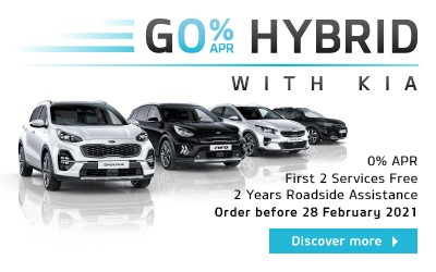 GO% HYBRID WITH KIA