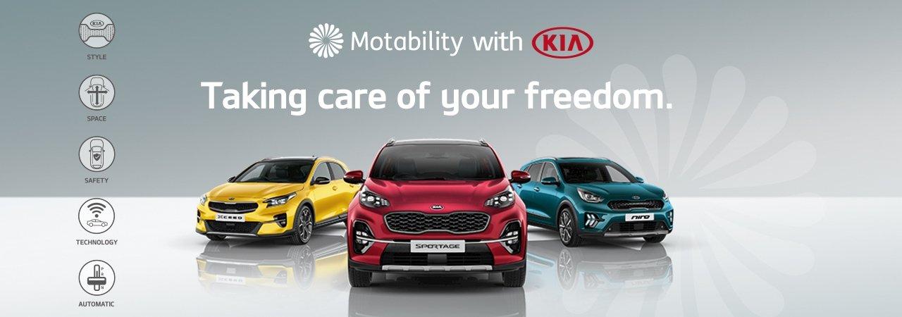 Motability With Kia
