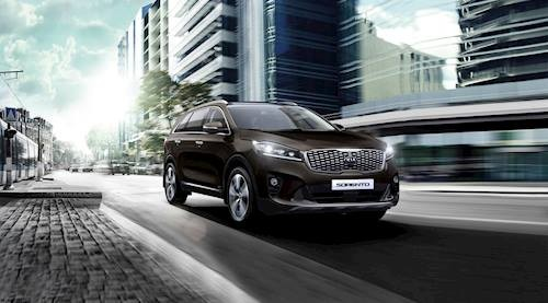 Kia Sorento takes home the gold at Driver Power Survey