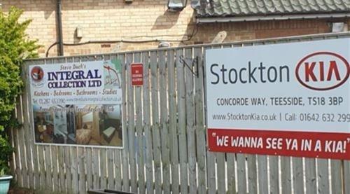 Stockton Kia Sponsors Teesside Golf Club!