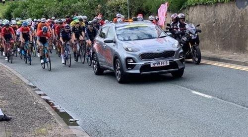 Stockton Kia support Stockton Cycling Festival for the third year!
