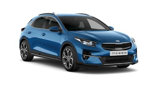 The New Special Edition Kia XCeed To Join The Kia Family This Spring