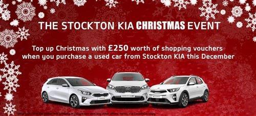 The Stockton KIA Christmas Event