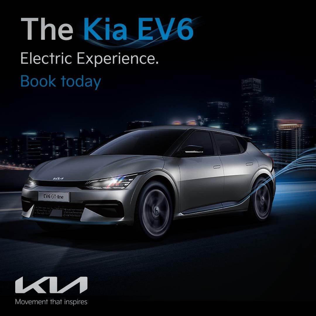 VIP EV6 event