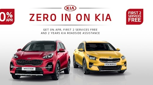 Zero in on Kia